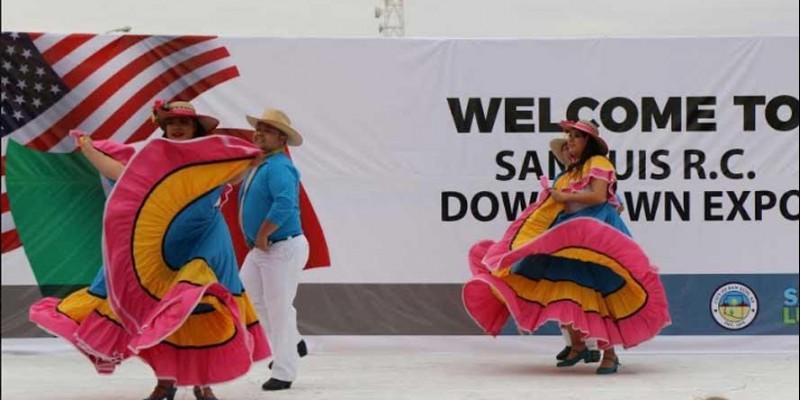 Todo listo para Expo San Luis