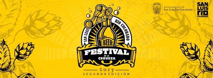 2do FESTIVAL DE LA CERVEZA 2017
