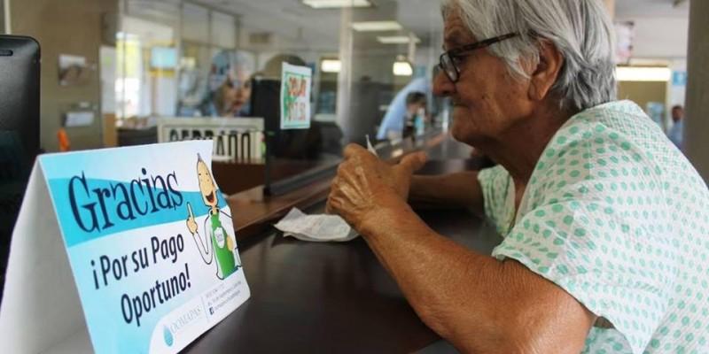 Apoya Municipio a personas de la tercera edad con descuentos en pago de impuestos y servicios