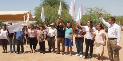 Cumple Enrique Reina con electrificación de San Luis Rey
