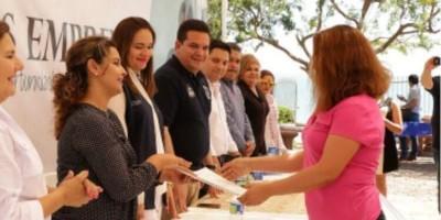 Dirige SLRC mayor apoyo a emprendedores