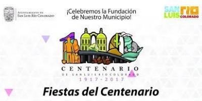 Invitan a sanluisinos a festejos del centenario