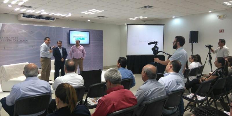 Proponen IMPLAN para dar continuidad a proyectos de la ciudad