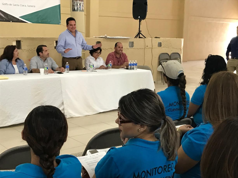 Reconoce alcalde a mujeres que buscan incursionar en acuacultura