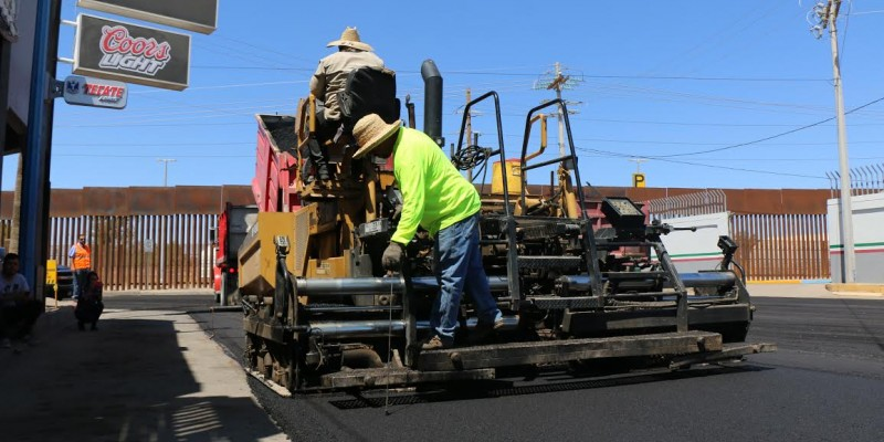 Supera los 300 MDP inversión en obra pública en SLRC